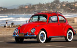 The original Beetle today