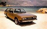Fiat 130 Maremma: 1974