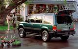 Mercury Mountaineer (first generation, 1996)