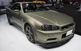 Nissan Skyline GT-R R34 (1999)