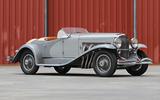 1935 Duesenberg SSJ