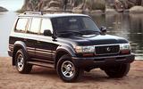 Lexus: LX
