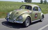 Volkswagen Beetle: the myth