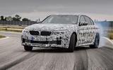 BMW M5 (G30) - 2017