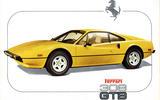 Ferrari 308 GTB: 1975