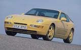 Porsche 968 Club Sport (1993)