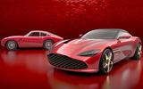 Aston Martin DBS GT Zagato (2019)