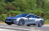 23: BMW i8