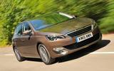 3: Peugeot – 23 recalls affecting 12 models
