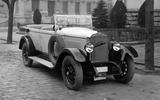 Skoda: Type 110 (1925)