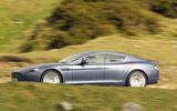 99. 2010 Aston Martin Rapide - NEW ENTRY