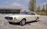 The Mustang II concept (1963)