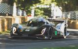 Roborace returns with an LMP1-inspired alpha car