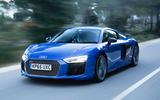 Audi R8 V10 Plus (2012-2015) – 205mph