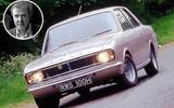 Jeremy Clarkson - MKII Ford Cortina 1600E