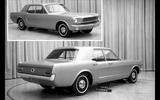Mustang Sedan (1963)
