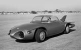GM Firebird II concept (1956)
