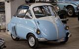 Iso Isetta - 1954