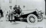 1900s: Mercedes-Simplex 60HP: 73mph (117.482km/h)