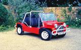 Mini Moke (1989) - 40,000 miles - £8995