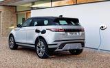 Range Rover Evoque P300e PHEV