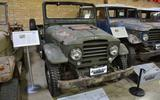 The Land Cruiser's American debut (1958)