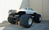 Mercedes-Benz W116 monster truck