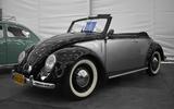 Volkswagen Beetle Hebmüller (1950)