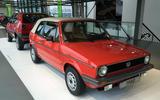 Volkswagen Golf Cabriolet (1980)