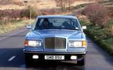 70 1982 Bentley Mulsanne Turbo