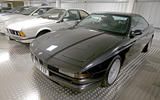 BMW 8 Series and 6 Series