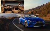 SUMMER 2020: Lexus LC 500 Convertible