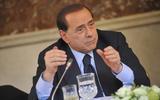 Silvio Berlusconi - former prime minister of Italy
