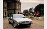 Jaguar XJ40 (1986)