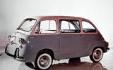 MPV: Fiat 600 Multipla (1956)