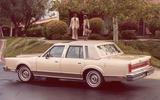 Lincoln – Town Car, 1981-2011: 2.45 million
