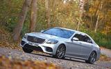 21: Mercedes-Benz S-class