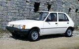 Peugeot 205: 1983