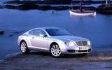 69. 2002 Bentley Continental GT