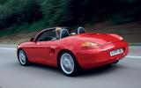 Porsche Boxster (986) (1996)