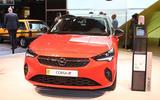Opel/Vauxhall Corsa E