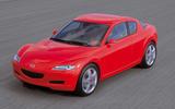 Mazda RX-8 concept (2001)