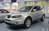 Saab's Subaru-built crossover (2006)