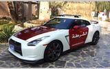44: Nissan GTR (Abu Dhabi)