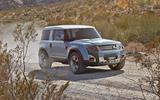 Land Rover DC100 concept (2011)