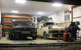 Garage your car