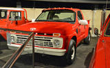 Retro-styled Ford F-250