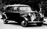 Toyota: AA (1936)