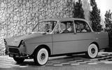 CVT: DAF 600 (1958)
