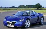 Vauxhall VX220 (2000-2005)